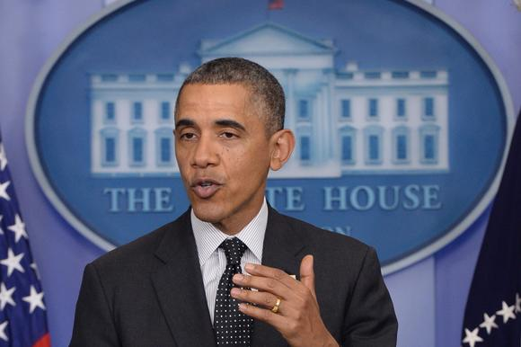 President Obama delivers remarks