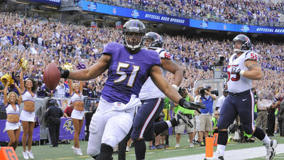 Time for the Ravens to give this team back to the defense