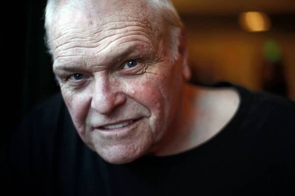 "Brian Dennehy prepares for the physical challenge and exhausting material of the rarely performed ""Steward of Christendom."""