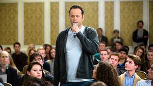 Review: In 'Delivery Man,' Vince Vaughn grows up, with the help of 533 kids