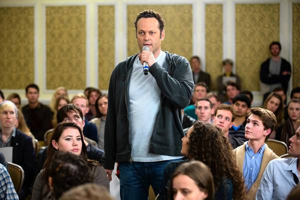 "Vince Vaughn stars in ""Delivery Man."""