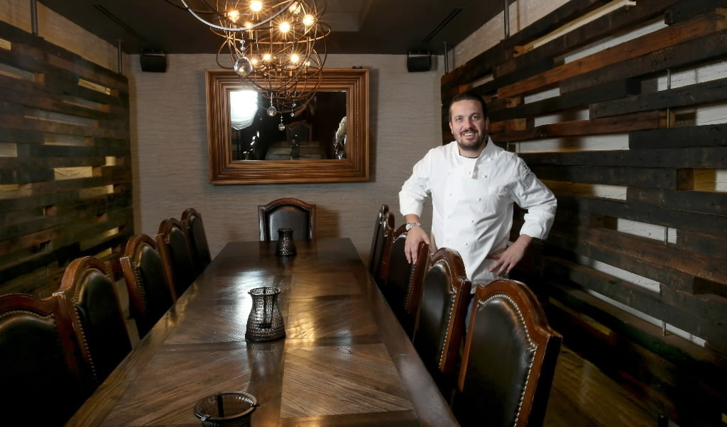 Siena Tavern Private Room