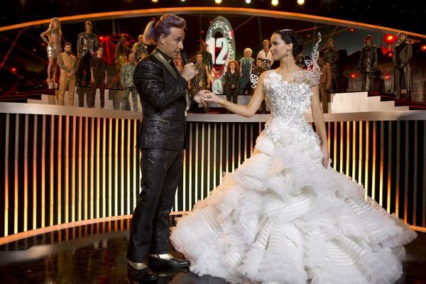 """The Hunger Games: Catching Fire"" is expected to devour the competition."