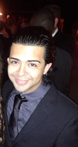 Darwin Vela, 22, disappeared Tuesday night while walking his dog, police said.