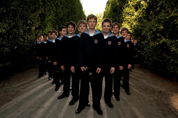 The Vienna Boys Choir is scheduled to perform at the Ferguson Center for the Arts on Monday, Dec. 16, 2013.