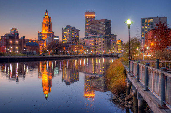 A $256 round-trip airfares gives you access to Providence, R.I., as well as Boston, about 60 miles northeast, and Hartford, Conn., about 80 miles west.