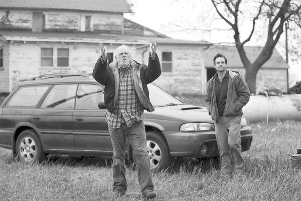"""Scene from the film """"Nebraska."""""""
