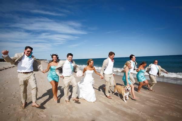 Hanley-Sortino wedding