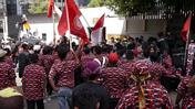 Anti-Australia protests in Indonesia as ex-spy chief hits out