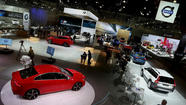 L.A. Auto Show: Five car tech features that are a waste of space