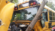 School bus driver not charged in Pikesville roll-over crash