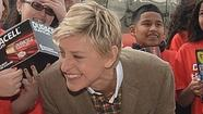 Ellen DeGeneres aims to power up Christmas for Toys for Tots kids