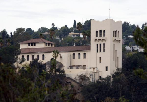 The Southwest Museum sits on a Mt. Washington hilltop. In 2003, the museum merged with the Autry Museum of the American West.
