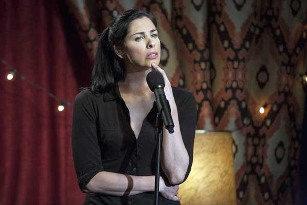 """Sarah Silverman: We Are Miracles"" on HBO from the Largo in Los Angeles."