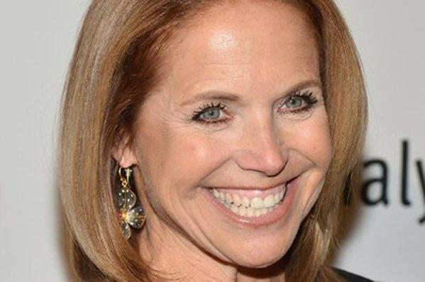 Katie Couric is leaving her talk show and ABC News, according to a new report.