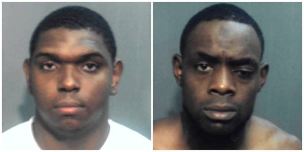 Brian Johnson (left) and Brandy Vinson were arrested in November 2013 after Apopka police said they robbed a Pizza Hut in 2012.