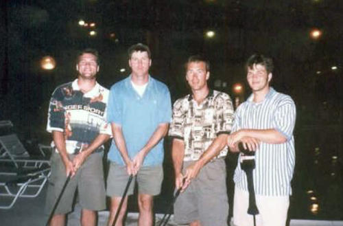 Duck Dynasty' before the beards: Robertson family photos