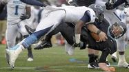 Wesley touchdown with 12.8 seconds left sinks John Hopkins' season, 29-24