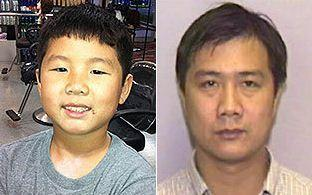Aaron Vu, 10, was killed during an armed robbery of the nail salon owned by his father, Hai Nam Vu, who was critically wounded.