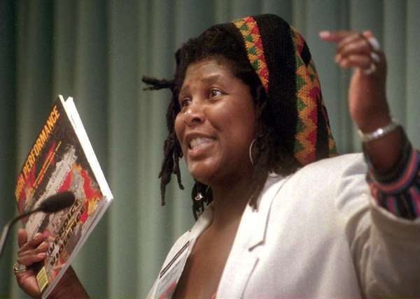 "Wanda Coleman, the ""unofficial poet laureate of Los Angeles,"" died Friday at the age of 67."
