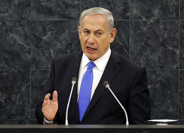 "Israeli officials said a nuclear deal with six world powers gave Iran ""exactly what it wanted."" Above, Israeli Prime Minister Benjamin Netanyahu at the United Nations in October."