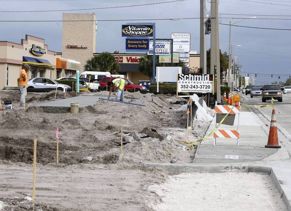 Colonial Development Service : East colonial drive businesses on the rebound