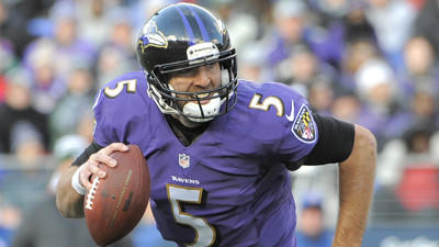 Wildcat might give Ravens QB Joe Flacco the kick he needs