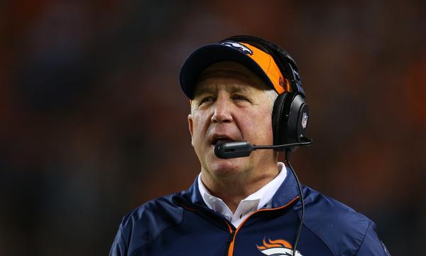 The Denver Broncos have gone 2-1 since Coach John Fox left the team to undergo heart surgery.