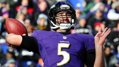Playoff picture: Ravens trail Titans, Steelers in AFC wild-card…
