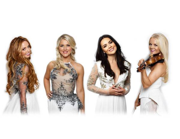 From Left to right: Lisa Lambe, Susan McFadden, Mairead Carlin, Mairead Nesbitt.
