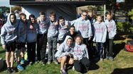St. Raymond Cross Country Team Closes Out Successful 2013 Season