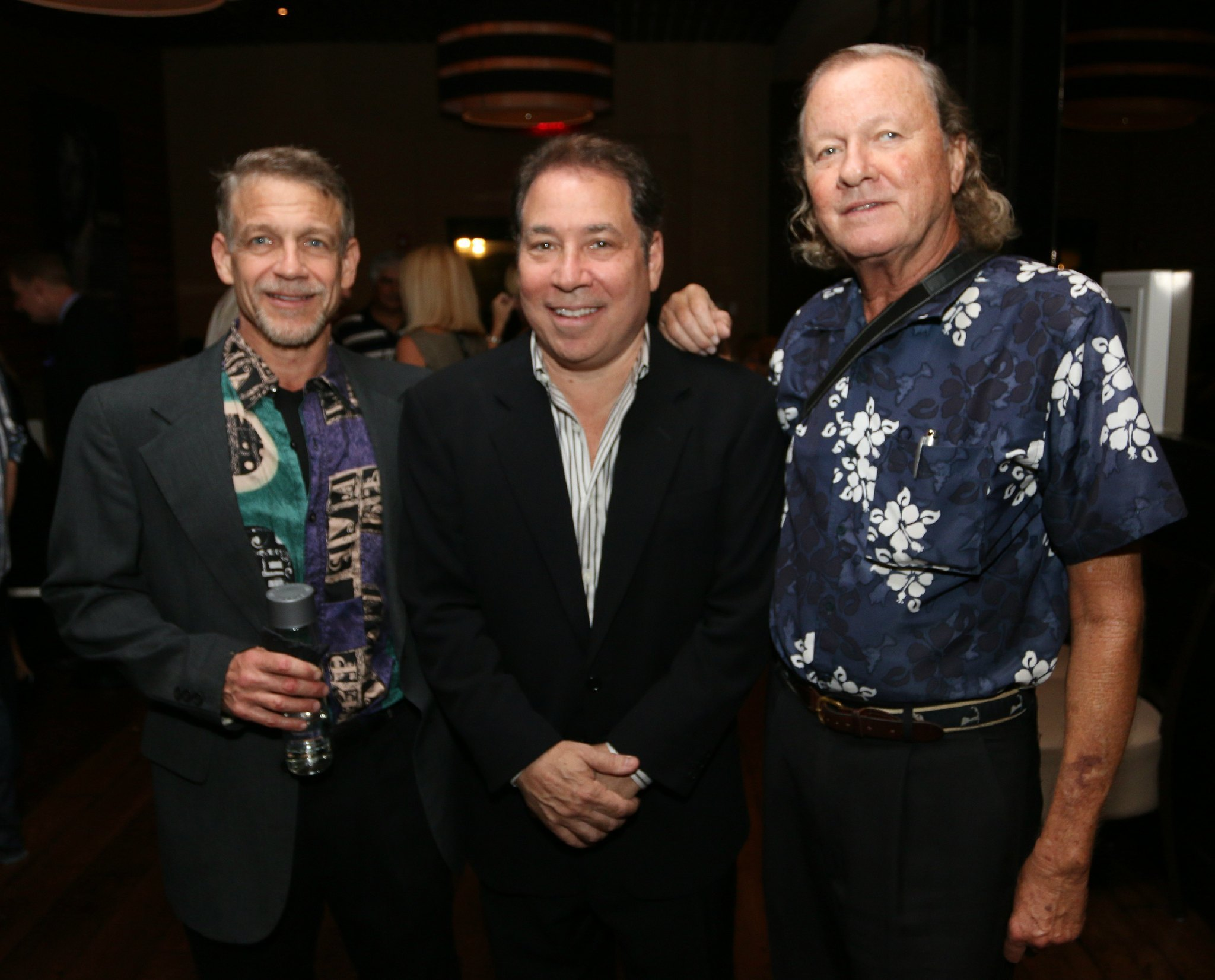 Jazziz Nightlife Grand Opening Party - Kenny Spahn, Michael Fagien and Skip Sheffield