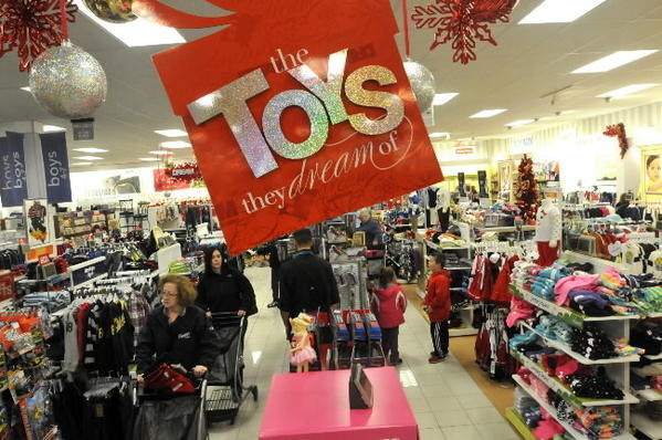 Kohl's will open at 8 p.m. on Thanksgiving Day and will remain open until midnight Friday. Shoppers get $15 Kohl's Cash for every $50 spent.