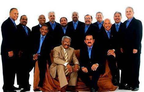 El Gran Combo de Puerto Rico performs at the MGM Grand Theater at Foxwoods on Saturday, Nov. 30, at 8 p.m.