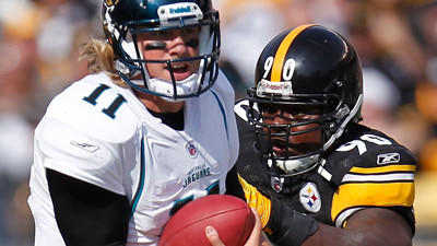 Steelers starting nose tackle Steve McLendon will be sidelined …