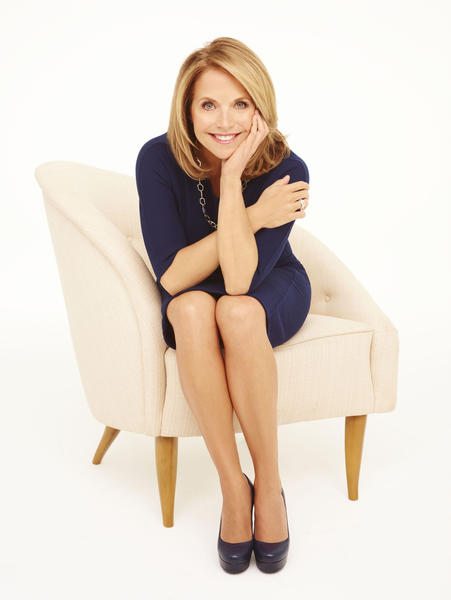 Katie Couric will join Yahoo next year as global anchor while continuing to host her talk show on the ABC television network.