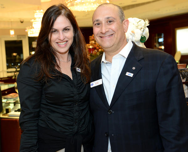 Society Scene photos - Fran and Joe Eppy, President at Eppy Financial