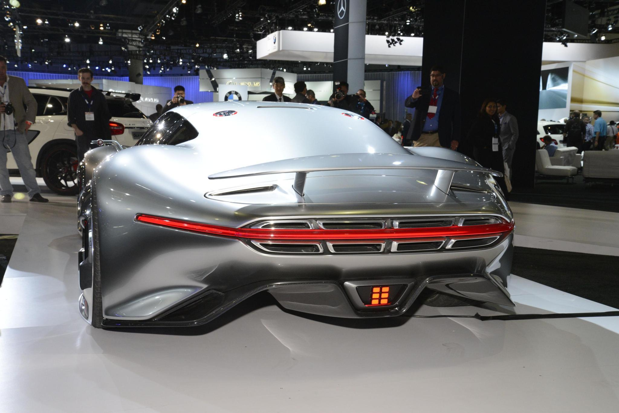Cool or crazy concept cars?