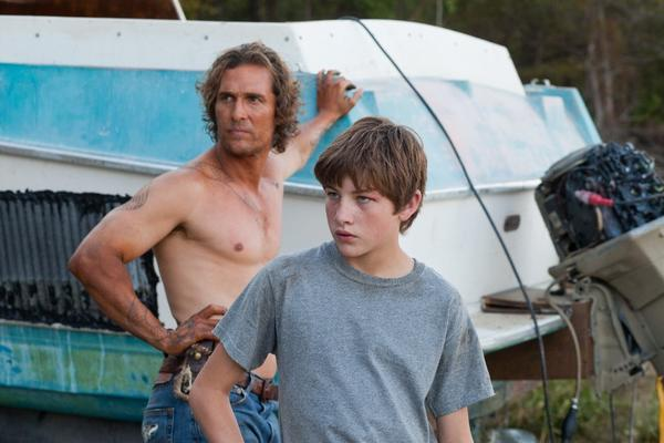 """Mud,"" with Matthew McConaughey and Tye Sheridan, is one of many strong contenders for multiple honors at this year's Spirit Awards."