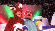 Theater review: 'Rudolph the Red-Nosed Reindeer' from Orlando Repertory Theatre