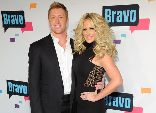 Kim Zolciak welcomes twins