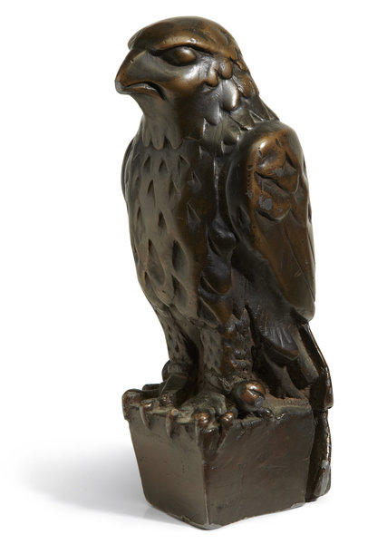 "This prop from ""The Maltese Falcon"" sold at auction for more than $4 million."