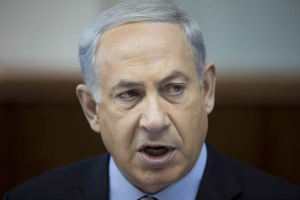 "Israeli Prime Minister Benjamin Netanyahu called the accord on the Iranian nuclear program a ""historic mistake."""