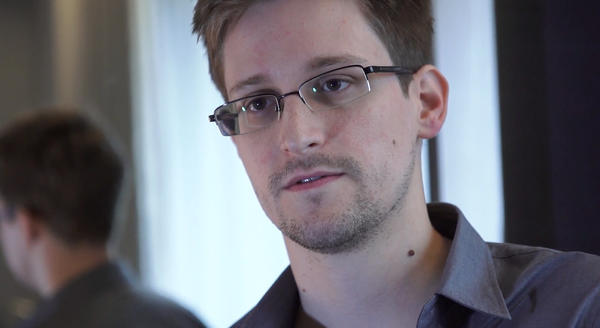 "Edward Snowden is believed to have stored a ""doomsday"" cache of highly classified, heavily encrypted material on a data cloud."