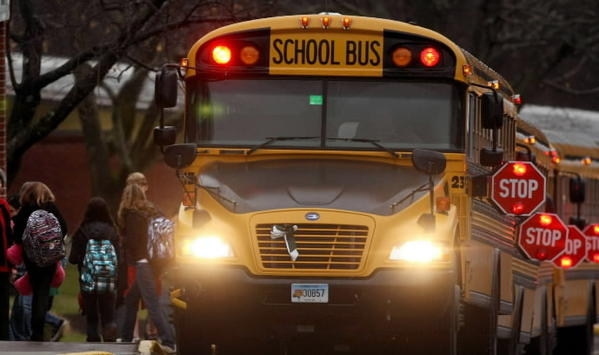The school system's transportation director is hoping the board of education speeds up its bus replacement schedule.