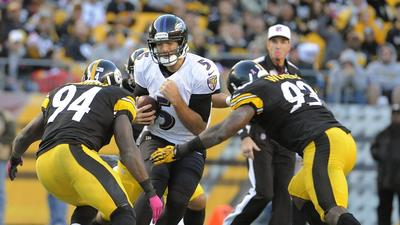 Ravens face 'make-or-break' game Thursday against the Steelers
