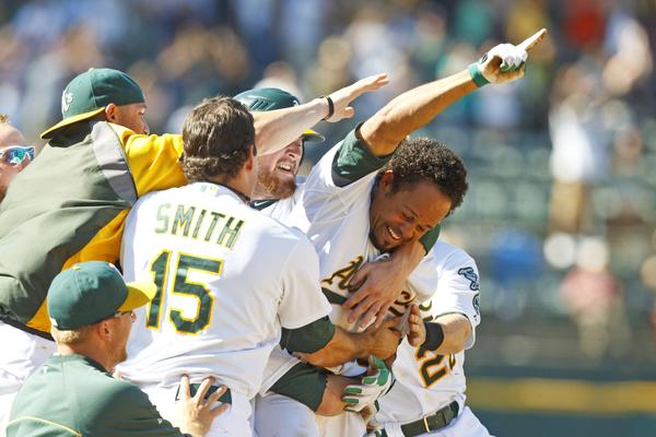 The Oakland Athletics will remain at O.co Coliseum for at least two more years.