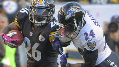 The Ravens' defense prepares for rematch against rookie RB Le'V…