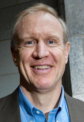 Bruce Rauner was among three candidates who filed a nominating petition in Springfield on Monday to qualify for the GOP primary in March 2014.