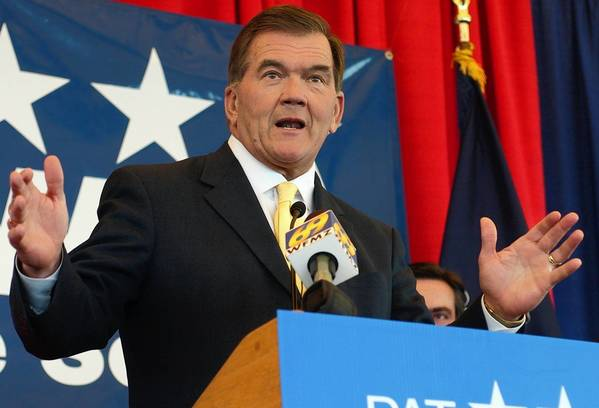 Former Gov. Tom Ridge said his advocacy for the death penalty troubled him as a Catholic.